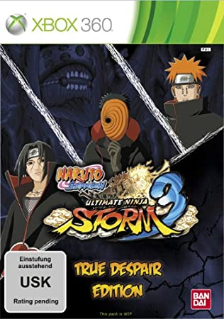 Naruto Shippuden Ultimate Ninja Storm 3: True Despair - Collector's Edition