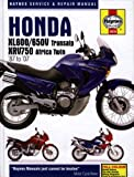 Matthew Coombs Honda XL600/650V Transalp and XRV750 Africa Twin Service and Repair Manual: 1987 to 2007 (Haynes Service and Repair Manuals)