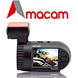 On Dash Camera Amacam AM-M81 Miniature Full HD1080P Camera with GPS Log & Google Maps. Perfect to Mount on Your Windshield or Dashboard. Customer Service. One Year Warranty. Online Technical Support.