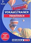 Vokabeltrainer kompakt - Franz. 7. Kl...