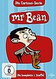 DVD Cover 'Mr. Bean - Die Cartoon Serie, Die komplette 1. Staffel [6 DVDs]