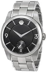 Movado Men's 0606626 Movado Lx Stainless Steel Bracelet Watch