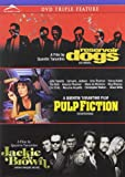 Tarantino Triple Feature: Reservoir Dogs / Pulp Fiction / Jackie Brown (Bilingual)