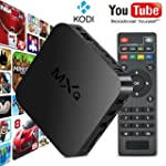 Quad Core TV BOX MXQ Smart Box Androi...