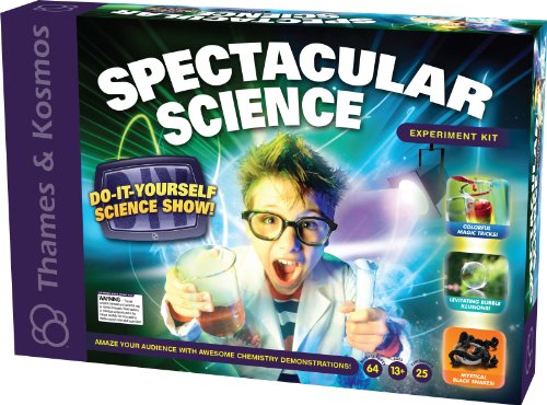 Spectacular Science - DIY Science Show Chemistry Set