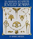 img - for 305 Authentic Art Nouveau Jewelry Designs (Dover Jewelry and Metalwork) by Dufr ne, Maurice (1985) Paperback book / textbook / text book