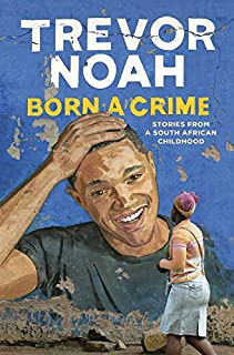 Book Cover: Born a Crime