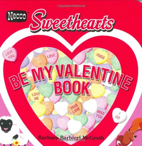 Necco Sweethearts Be My Valentine Book
