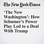 'The New Washington': How Schumer's Power Play Led to a Deal With Trump | Carl Hulse