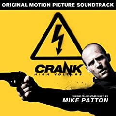 Crank: High Voltage - Mike Patton