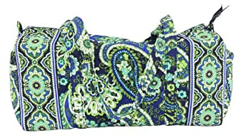 Vera Bradley Small Duffel Rhythm & Blues