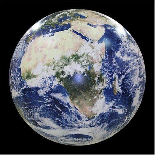 Giant Inflatable Globe front-302458
