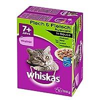 Whiskas 7+ Katzenfutter