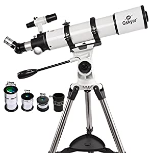 Gskyer AZ90600 Germany Technology Refractor Telescope