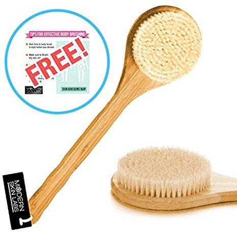 premium-dry-cepillo-de-cuerpo-para-skin-cepillado-bono-tutoriales-natural-cerdas-de-jabali-mango-lar