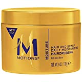 Motions Moisturizing Hairdressing, Hair & Scalp Daily 6 oz (Pack of 6)