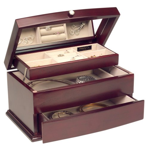 Mele & Co. Meghan Cherry Jewelry Box Picture