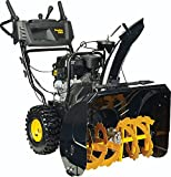 Poulan PRO PR270 961920090 Two Stage Electric Start Snow Thrower 27-Inch, 208cc