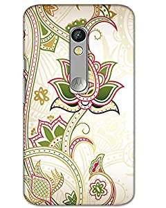 Motorola Moto X ForceBack Cover Designer Hard Case Printed Cover