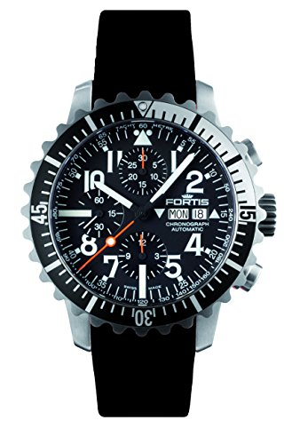 Fortis B-42Marine Master Chronographe Automatique Day Date Montre Homme