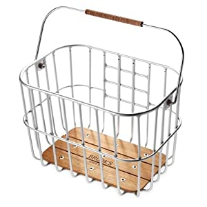 Brooks Hoxton Wire Front Bicycle Basket by Brooks Saddles