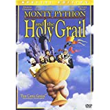 Monty Python and the Holy Grail (Special Edition) (Bilingual) [Import]by Graham Chapman