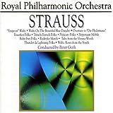 Strauss: Emperor Waltz, Waltz on the Beautiful Blue Danube, Overture to Die Fleidermaus