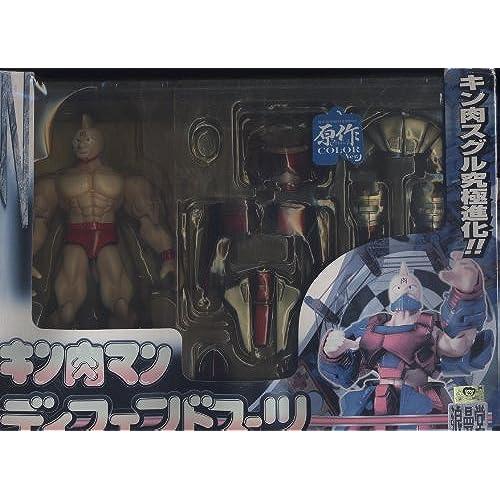 근육맨 THE ULTIMATE MUSCLES 근육맨 디 회 도스츠  원작 컬러Ver.