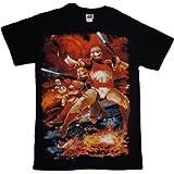 Star Wars: Shock Troopers Unleashed Black T-Shirt