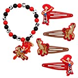 Toy Story Jessie Bracelet and Hair Clips Set
