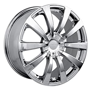 Touren TR3 3130 Chrome Wheel (18×8″/10x110mm)