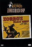 echange, troc Zorro's Black Whip (Collection Les héros masqués)