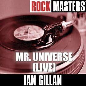 Rock Masters: Mr. Universe (Live)
