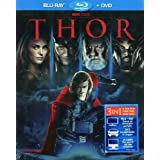 Thor (Blu-Ray+Dvd)di Chris Hemsworth