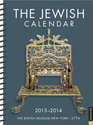 The Jewish 2013-2014 Engagement Calendar: Jewish Year 5774