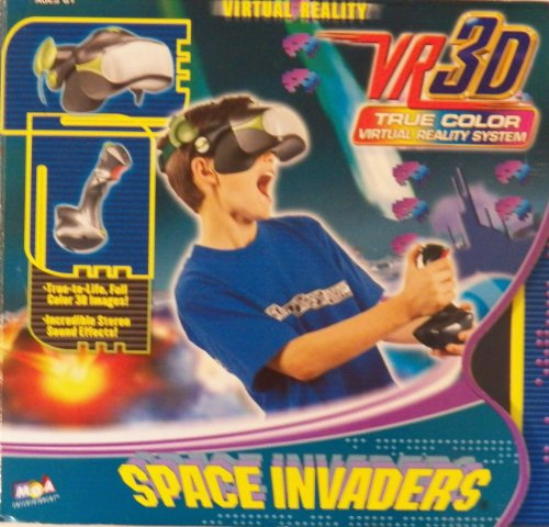 Vr 3D Space Invaders