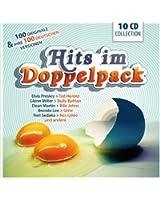 Hits im Doppelpack - 100 Originals & 100 Cover Versions