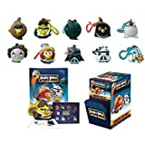 Star Wars Angry Birds Complete Set of 10 Toy Figures