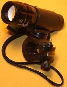 CREE Q5 LED Flashlight Torch - Super Bright!