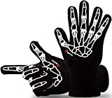 Designer-Grillhandschuhe-Ofenhandschuhe-33-cm-lang-mit-EN407-Zertifikat-Premium-Qualitt-bis-500C-1-Paar-Fingerhandschuhe-verwendbar-als-Topfhandschuhe-Schutzhandschuhe