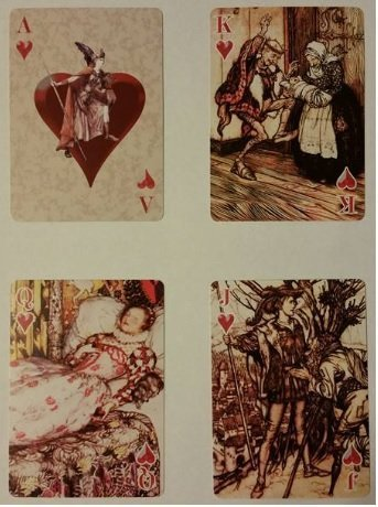 Fairy Tale Playing Cards 4