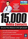 15,000 Media Contacts [Download]
