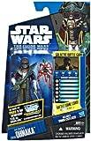 Star Wars Clone Wars New 2011 Action Figure Hondo Ohnaka CW39