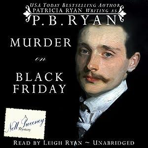Murder on Black Friday Audiobook
