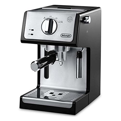 Cheapest Prices! De'Longhi ECP3420 15 Bar Pump Espresso and Cappuccino Machine, Black