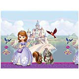 Disney 180 x 120 cm Plastic Sofia The First Table Cover