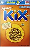 Kix Honey Cereal, 12-Ounce Boxes (Pack of 2)
