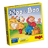51nMmfcw3zL. SL160  HABA Games Moo &amp; Baa