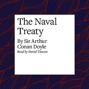 The Naval Treaty Audiobook