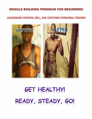 Muscle Building Program for Beginners By Alexander Hunter